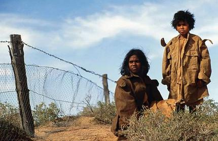 Rabbit proof fence character analysis