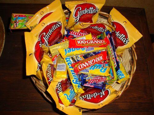 Halloween Candy [50%]