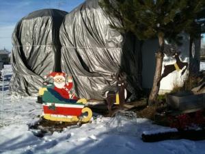 Camp Geezer Santa