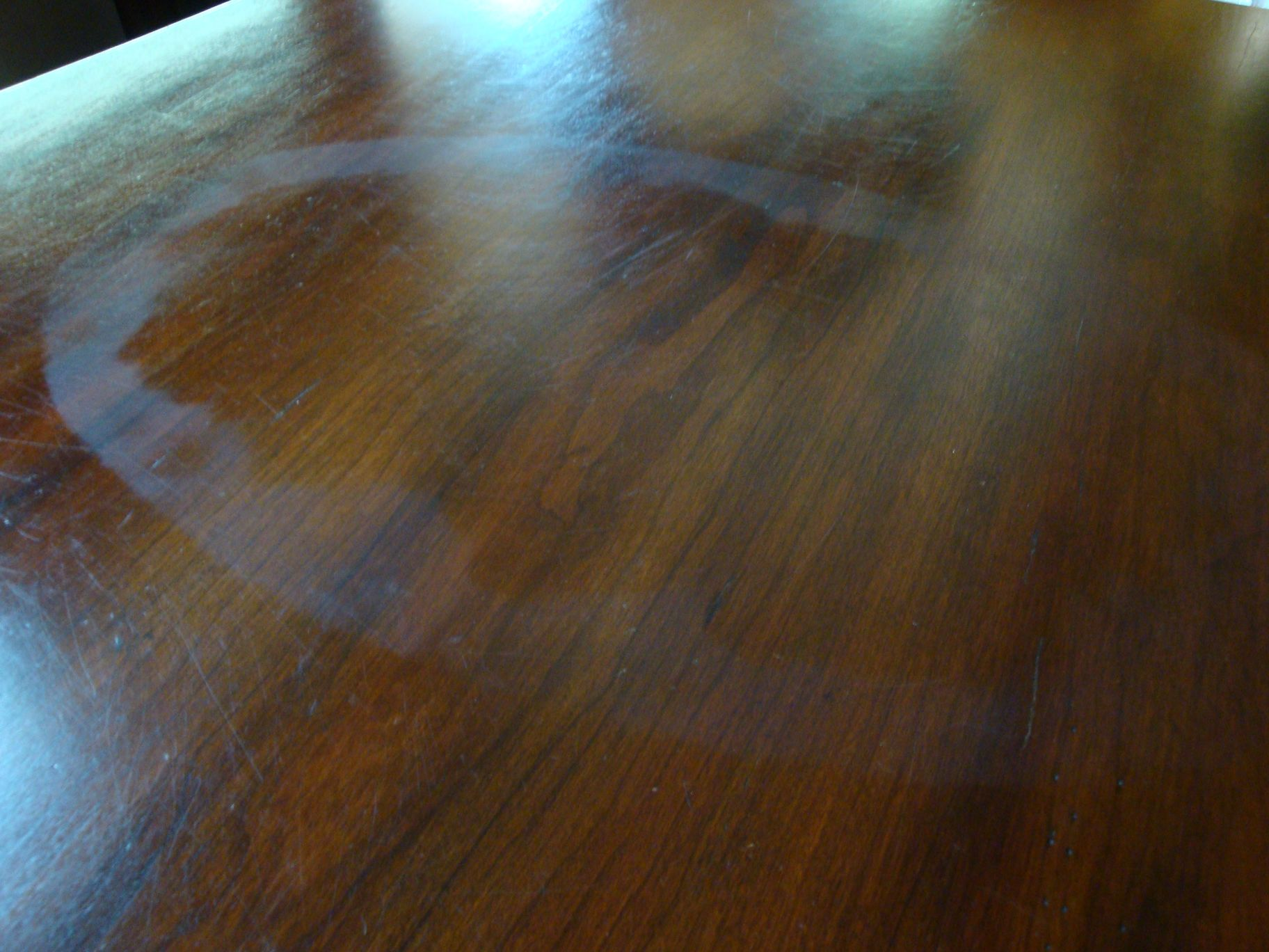 Wood Water Stain!