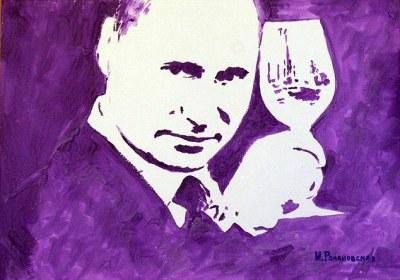 Putin Portrait