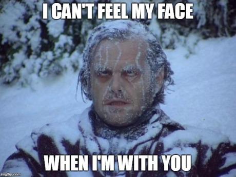 Frozen Meme
